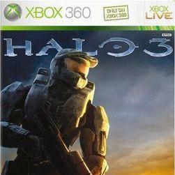 Játék (Xbox 360) Halo 3