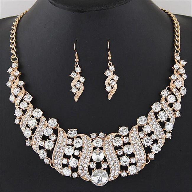 Komplet biżuterii TN1046 1