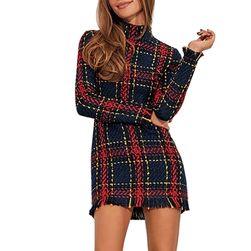 Vánoční dámské šaty ZŠ56