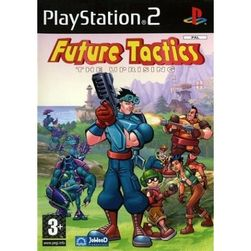 Igra (PS2) Future Tactics - The Uprising