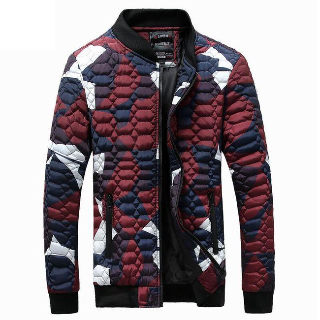 Muška zimska jakna Armanno - 3 boje 1