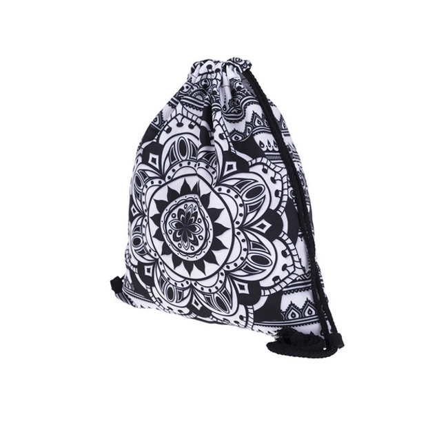 Uniszex hátizsák Mandala