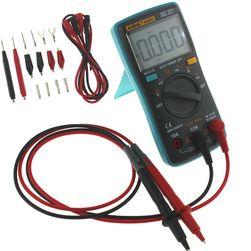 Profesionální digitální multimetr s příslušenstvím - AN8001