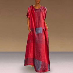 Dámské maxi šaty Isela
