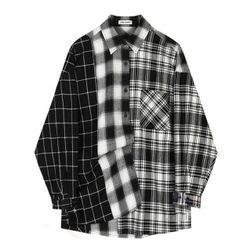 Bayan oversized gömlek BU613