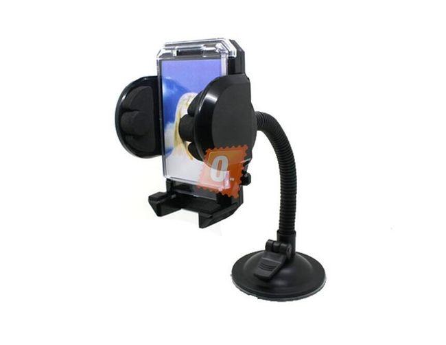 Uniwersalny uchwyt samochodowy na telefon komórkowy i GPS nawigację 1