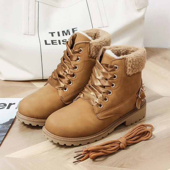 Damskie buty do kostki TF9301 1
