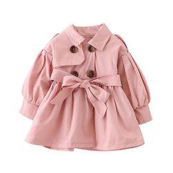 Пальто для девочки Kleya