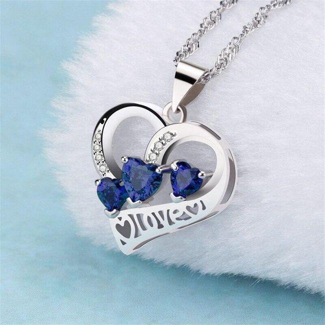 Dámský náhrdelník B006 1