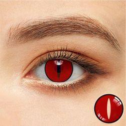 Kolorowe soczewki kontaktowe VF2