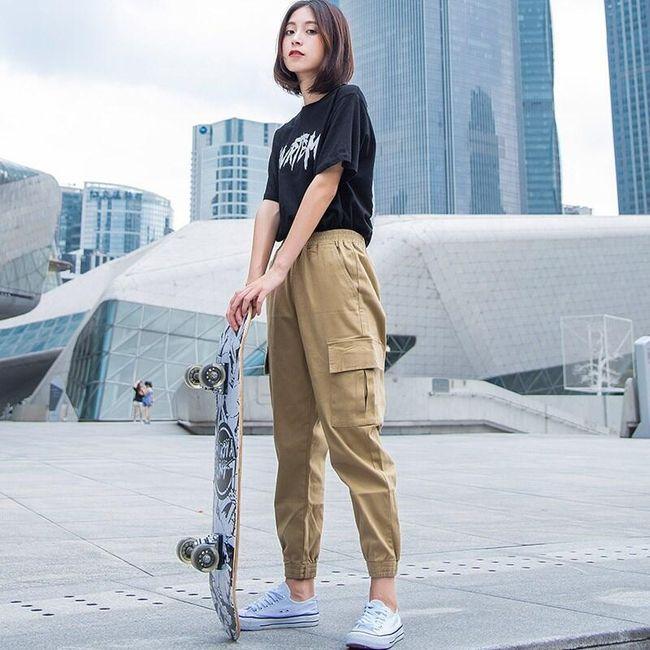 Дамски панталон WT48 1