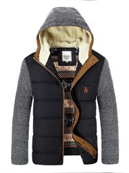 Erkek kışlık ceket PZB