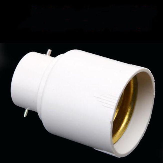 Adapter za žarnice B22 - E27 1