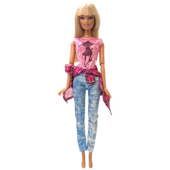 Sada oblečků pro panenku Bella 1