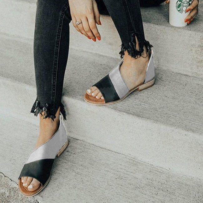 Bayan sandalet Mully 1