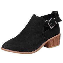 Dámské boty na podpatku Louise