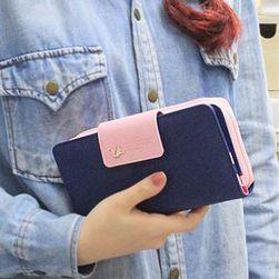 Női pénztárca - 6 szín