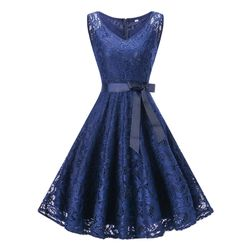 Vintage krajkové šaty - 3 barvy