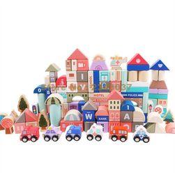 Zestaw drewnianych zabawek IKL5