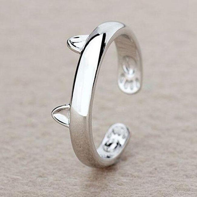 Ženski prsten Annie 1