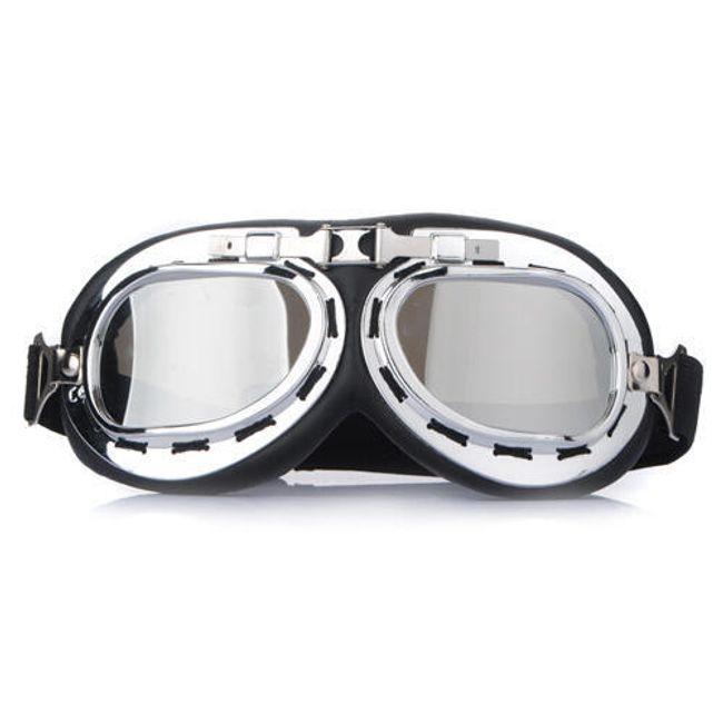 Ретро очила за байкери 1