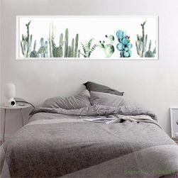 Obraz na płótnie - kaktusy