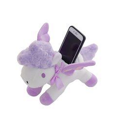 Подставки для телефона в виде плюшевой игрушки