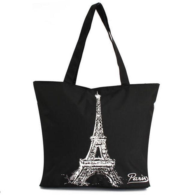 Женская сумка - несколько принтов 1