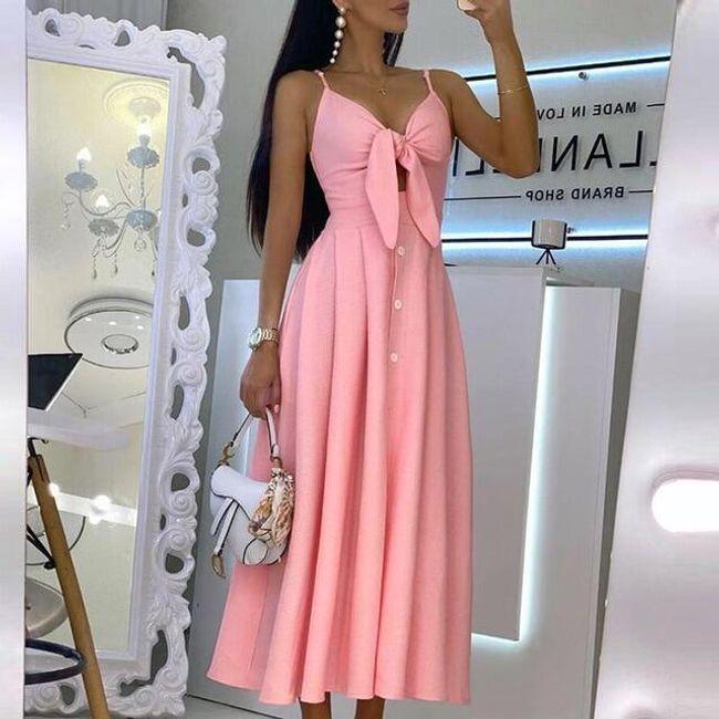 Damska sukienka TF9347 1