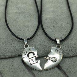 Ogrlica za parove Emanuela