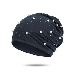 Женская шапка D4578