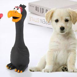 Gumowa zabawka dla psów - 3 kolory