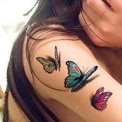 Dočasné tetování DT4