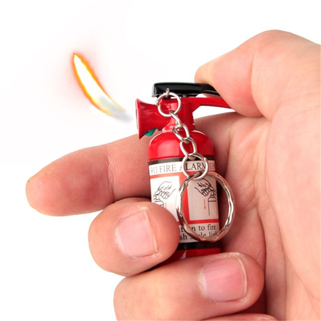 Upaljač - protivpožarni aparat 1