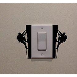 Наклейка для выключателя B06087