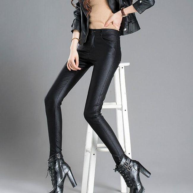 Damskie spodnie Caroline 1