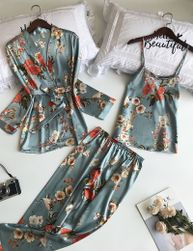 Дамска пижама DP658