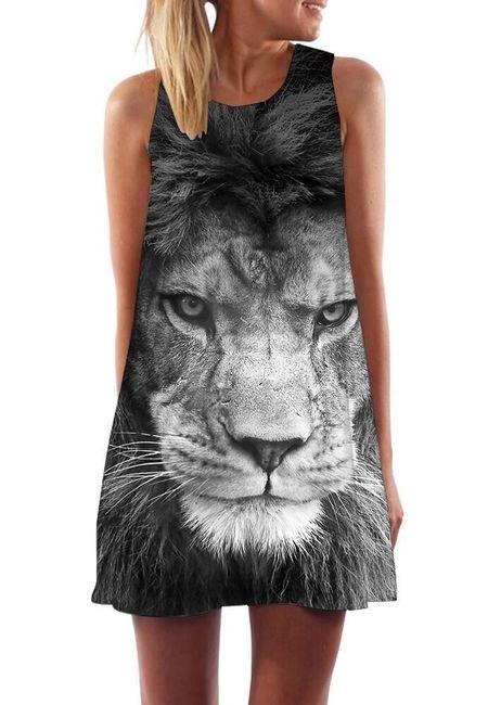Лятна рокля Wildy 1
