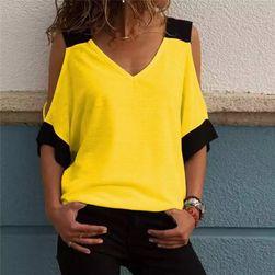 Kısa kollu bayan tişört Cymone