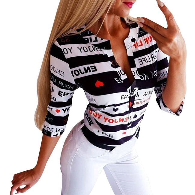 Ženska bluza Genna 1