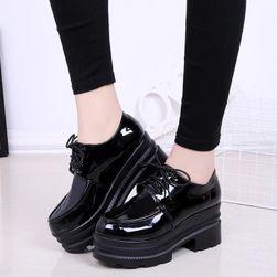Дамски обувки на платформа TF9328