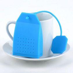 Silikonové sítko na bylinný čaj