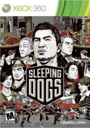 Gra (Xbox 360) Sleeping Dogs
