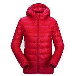 Ženska ultra topla jakna sa kapuljačom - 13 varijanti