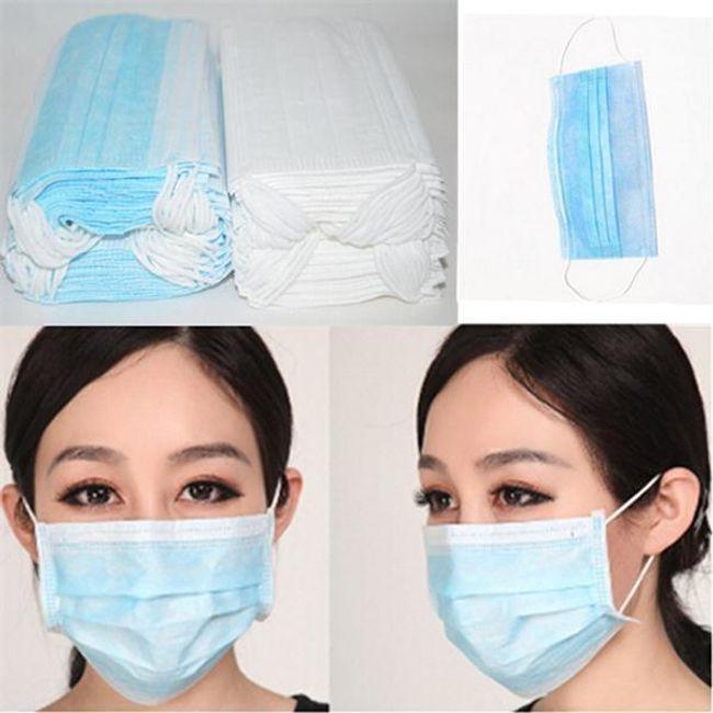 Набор защитных масок 1