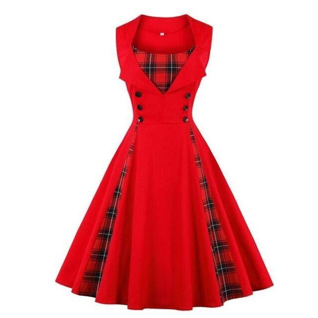Винтидж рокля Zoella 1