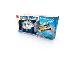 Dětská interaktivní hra pro děti Mini Mani - sloník