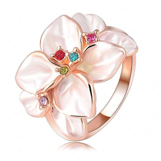 Ženski prsten B04277 1