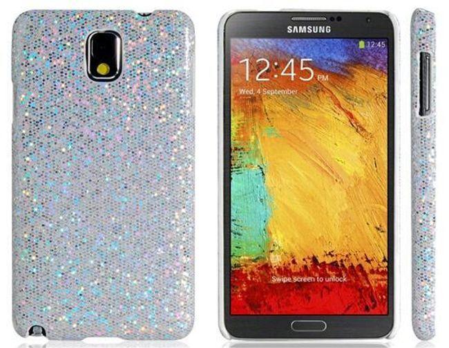 Třpytivý obal na telefon pro Samsung 1