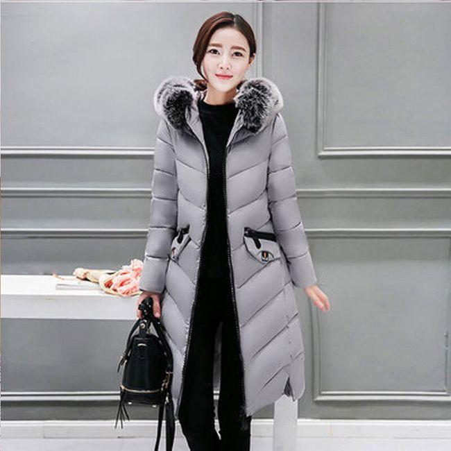 Zimska jakna Betania - 3 boje 1